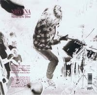 NIRVANA Sliver Vinyl Record 7 Inch US Sub Pop 2010